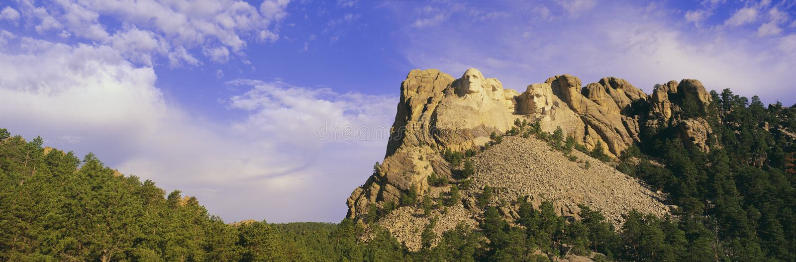 Mt. Rushmore, SD Stock Images