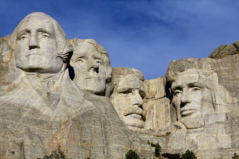 Mt. Rushmore zabytek, Południowy Dakota fotografia stock