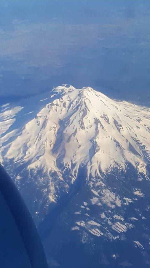 Mt Shasta стоковое фото rf