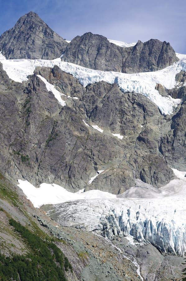 Mt Shuksan en Washington State images libres de droits