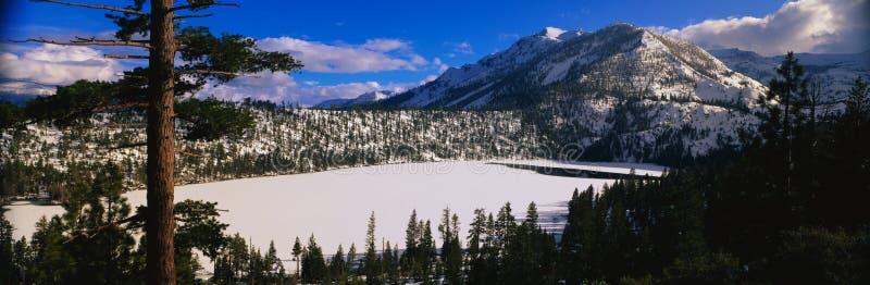 Mt. Sneffels in San Juan Mountains, Co royalty-vrije stock afbeeldingen