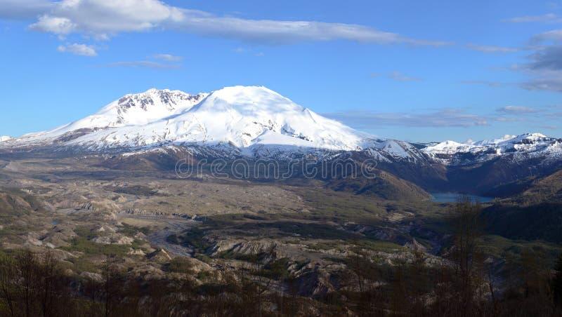 Download Mt. St. Helen's & Spirit Lake, WA State. Stock Photos - Image: 17770423