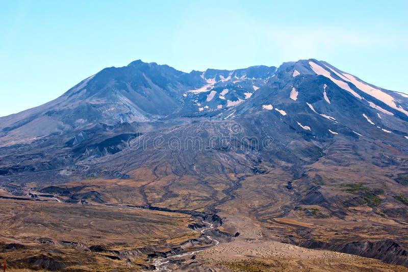 Mt St Helens Stock Photo