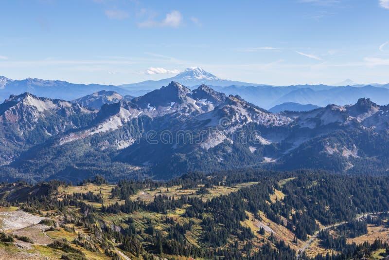 Mt St Helens fotografia de stock royalty free