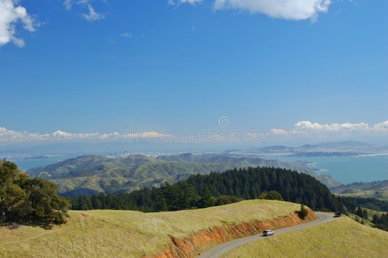 Mt. Tamapalais stock fotografie