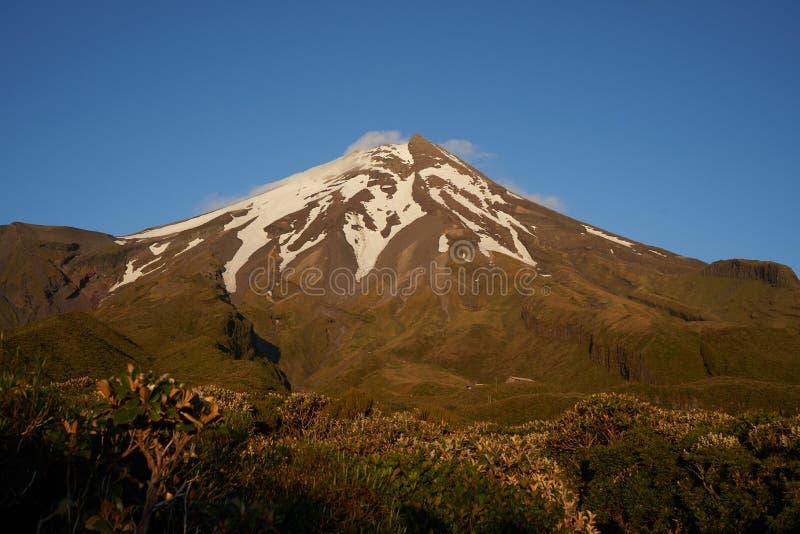 Mt Taranaki photos stock