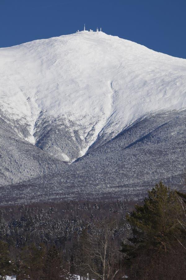 Mt Washington fotografia de stock royalty free