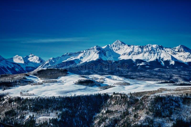 Mt Wilson image libre de droits