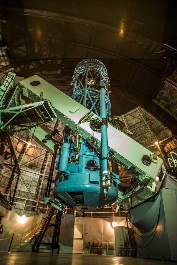 MT Wilson Telescope royalty-vrije stock foto's