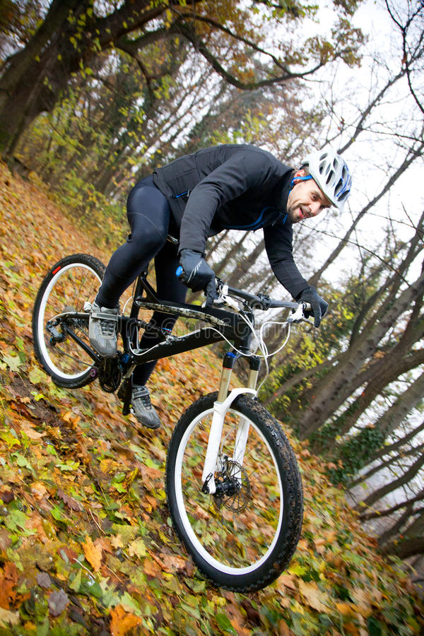 Download Mtb extreme stock image. Image of bicyclist, biker, action - 22470259
