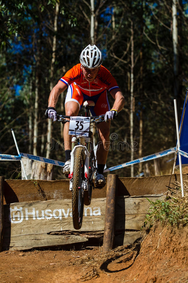 Download MTB Rider Race Flight Step editorial photography. Image of downhill - 26571162