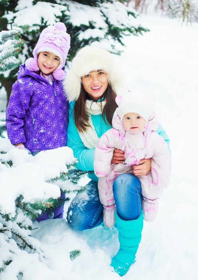 Mtoehr e figlie immagini stock libere da diritti