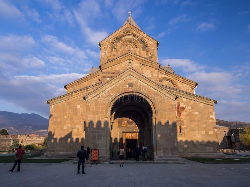 Mtskheta royaltyfri foto