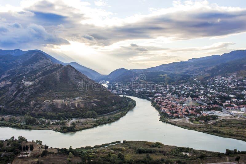 Mtskheta, Georgia royalty free stock images