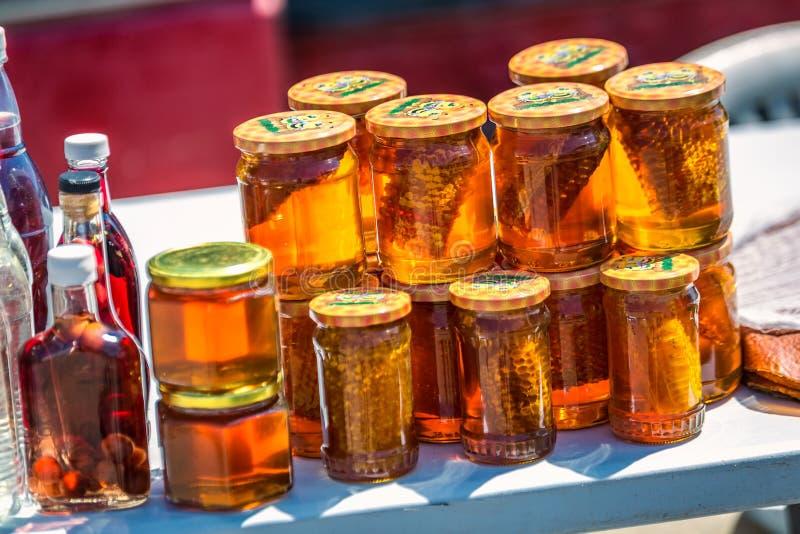 Mtskheta natural de la miel imágenes de archivo libres de regalías