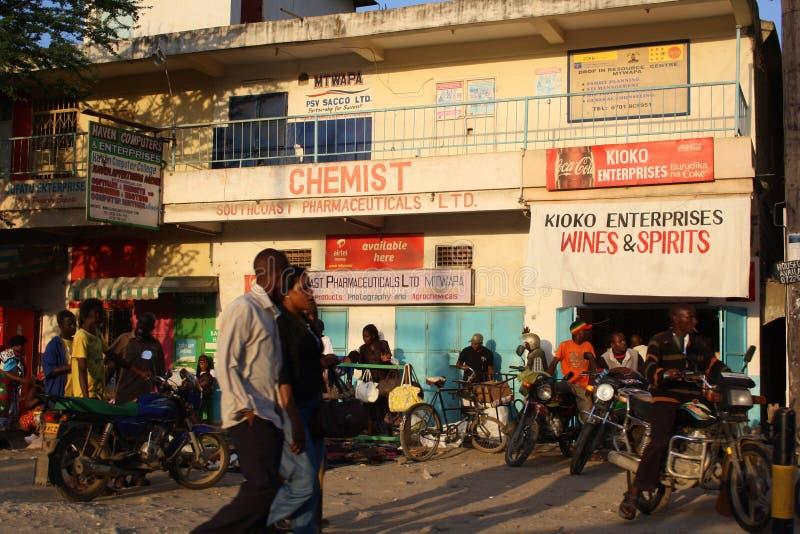 Mtwapa Кения стоковые фото
