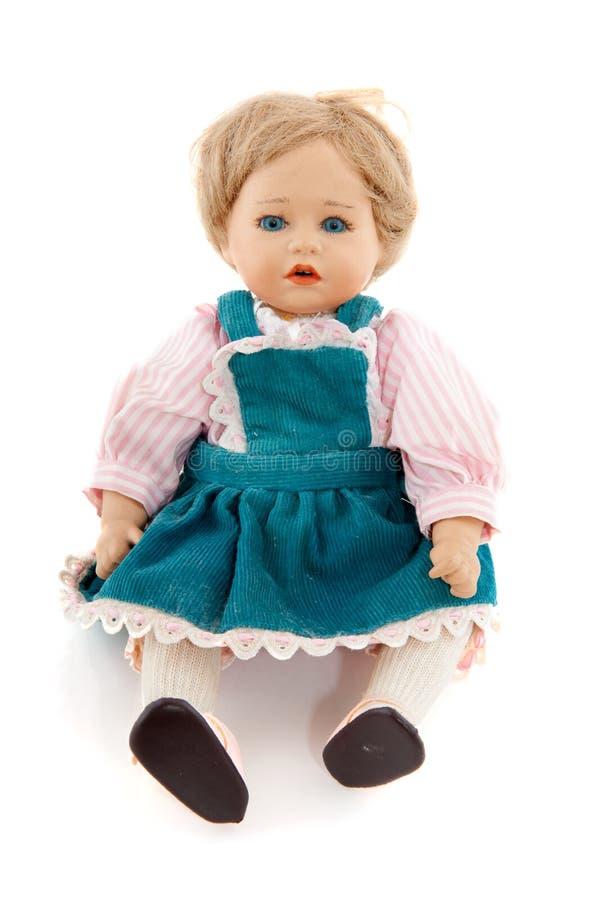 Muñeca foto de archivo