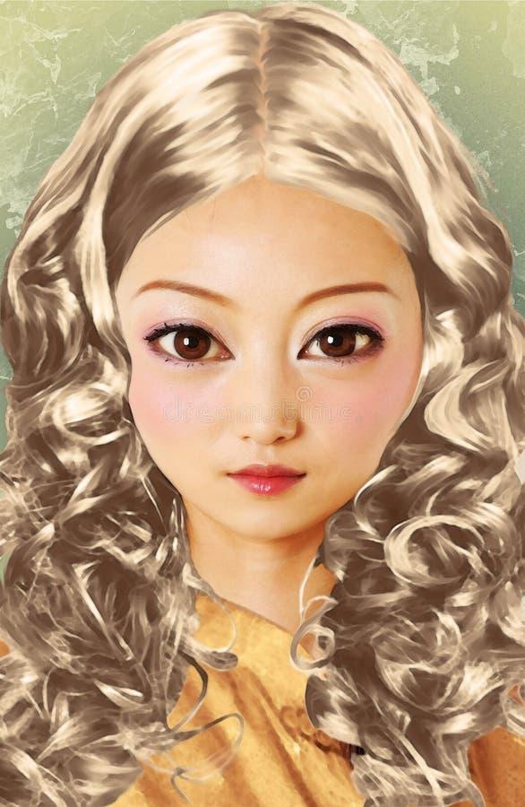 Muñeca libre illustration