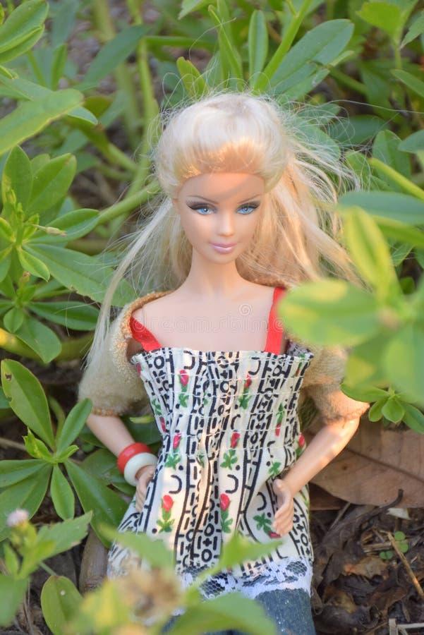 Muñeca 1 de Barbie foto de archivo