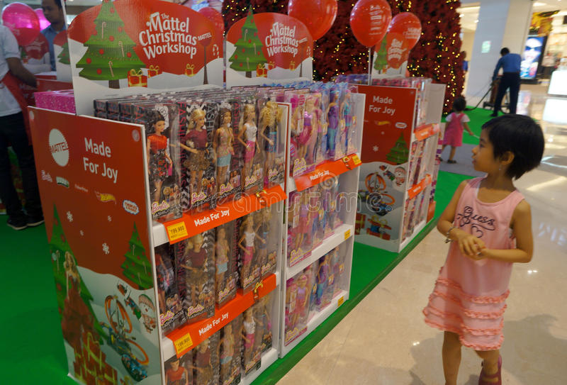 Muñecas de Barbie imagen de archivo