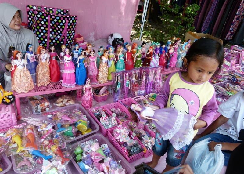 Muñecas de Barbie fotos de archivo