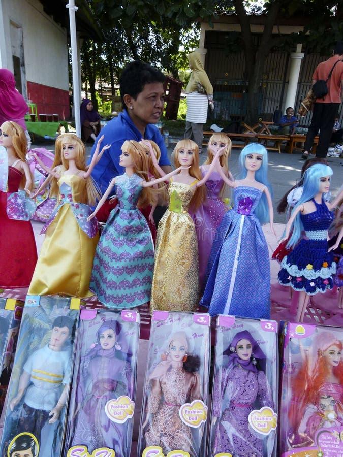 Muñecas de Barbie fotos de archivo libres de regalías