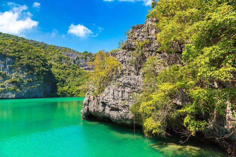 Mu Ko Ang Thong National Park, Thailand royalty free stock photos