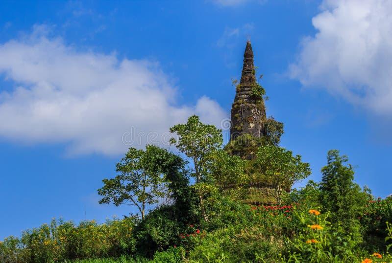 Muang Khoun zdjęcie royalty free