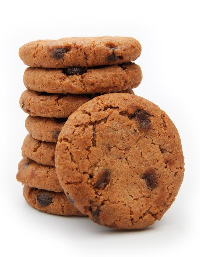 Mucchio dei biscotti fotografia stock