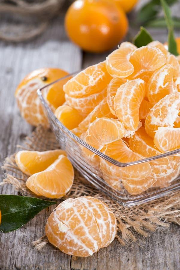Mucchio dei mandarini freschi immagine stock libera da diritti