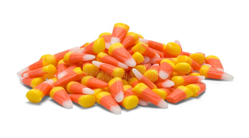Mucchio del cereale di Candy fotografia stock libera da diritti