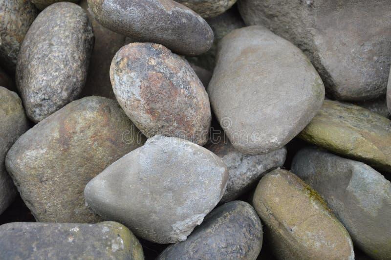 Mucchio delle pietre immagine stock