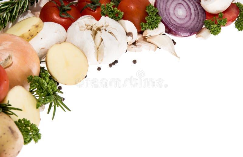 Mucchio delle verdure fotografie stock libere da diritti