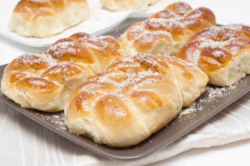 Mucenici : biscuits roumains traditionnels photos libres de droits