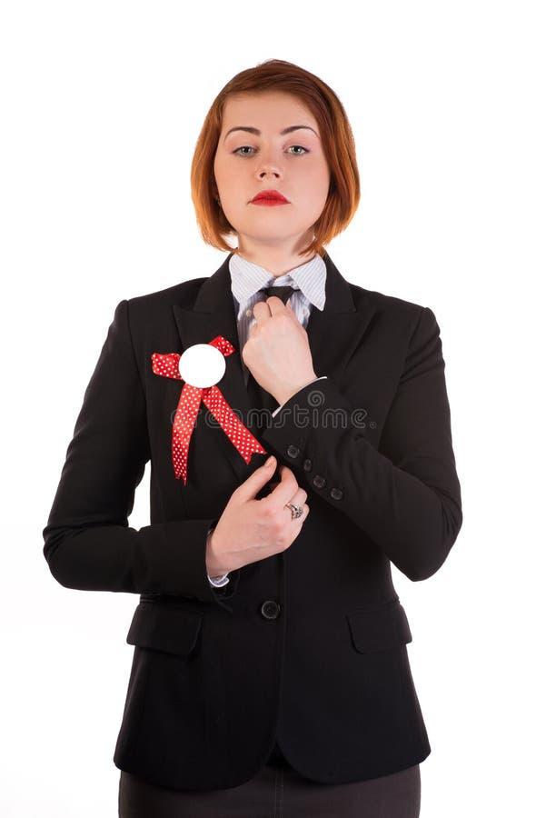 muchacha útil foto de archivo libre de regalías