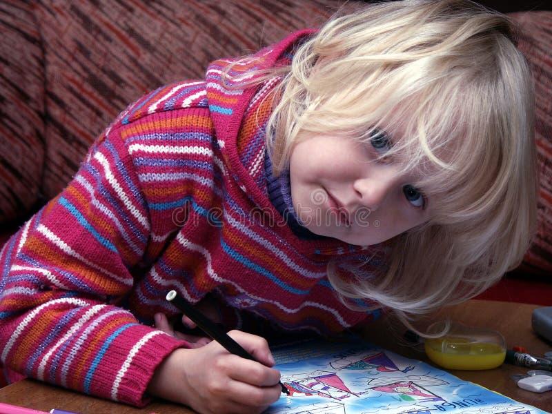 muchacha        fotografía de archivo libre de regalías