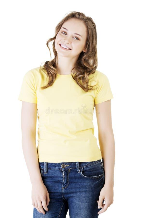 Muchacha adolescente fotografía de archivo libre de regalías