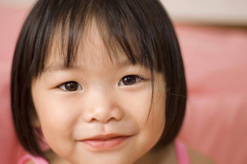 Muchacha asiática fotos de archivo libres de regalías