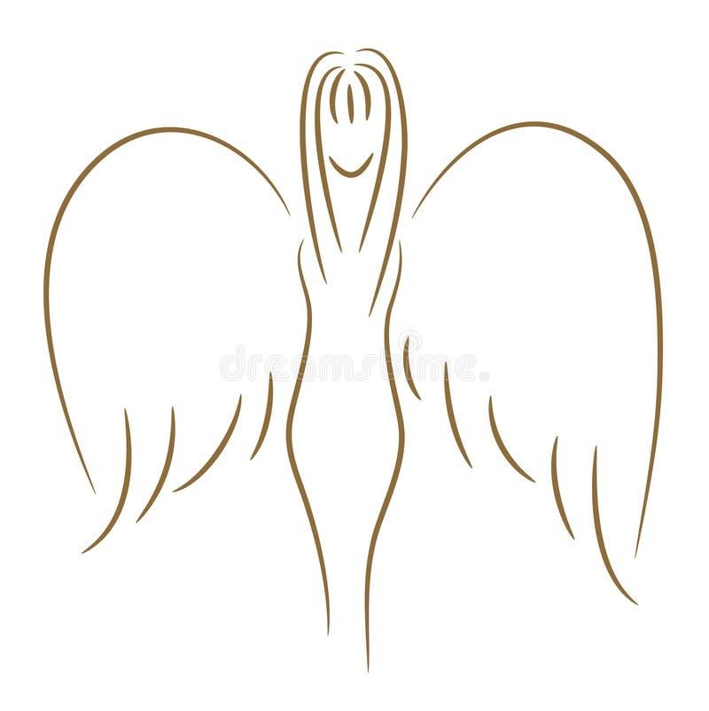 Muchacha del ángel