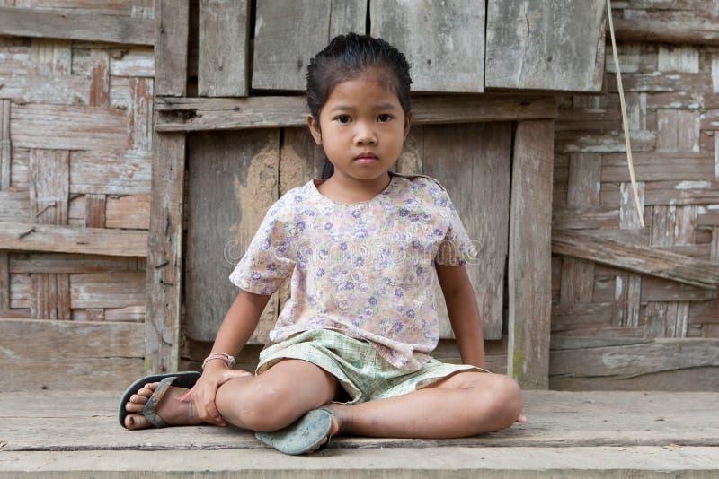 Muchacha del asiático del retrato fotos de archivo libres de regalías