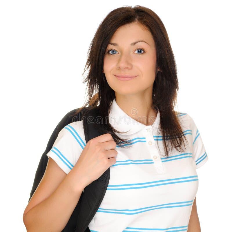 Muchacha del estudiante fotografía de archivo