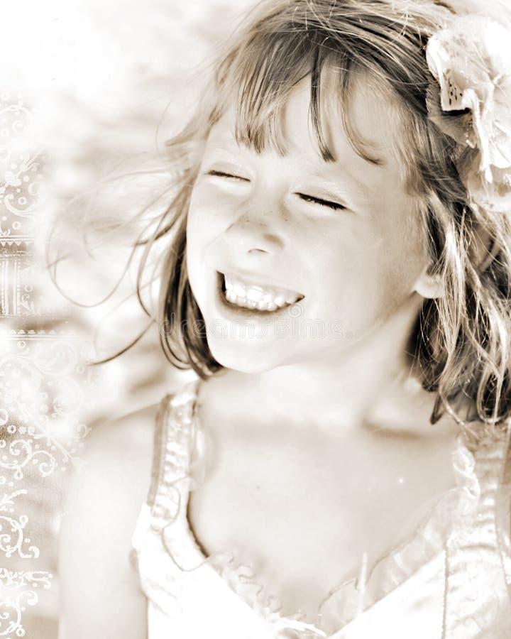 Muchacha en alineada de hadas de la bailarina fotos de archivo