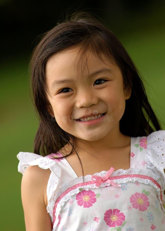 Download Muchacha feliz foto de archivo. Imagen de alegre, niño - 1283298