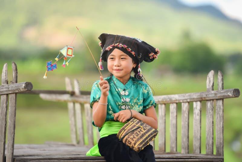 Muchacha feliz Asia fotos de archivo libres de regalías
