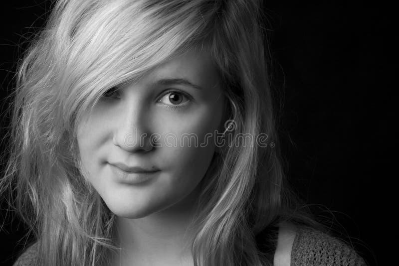 Download Muchacha hermosa joven imagen de archivo. Imagen de cierre - 7150993