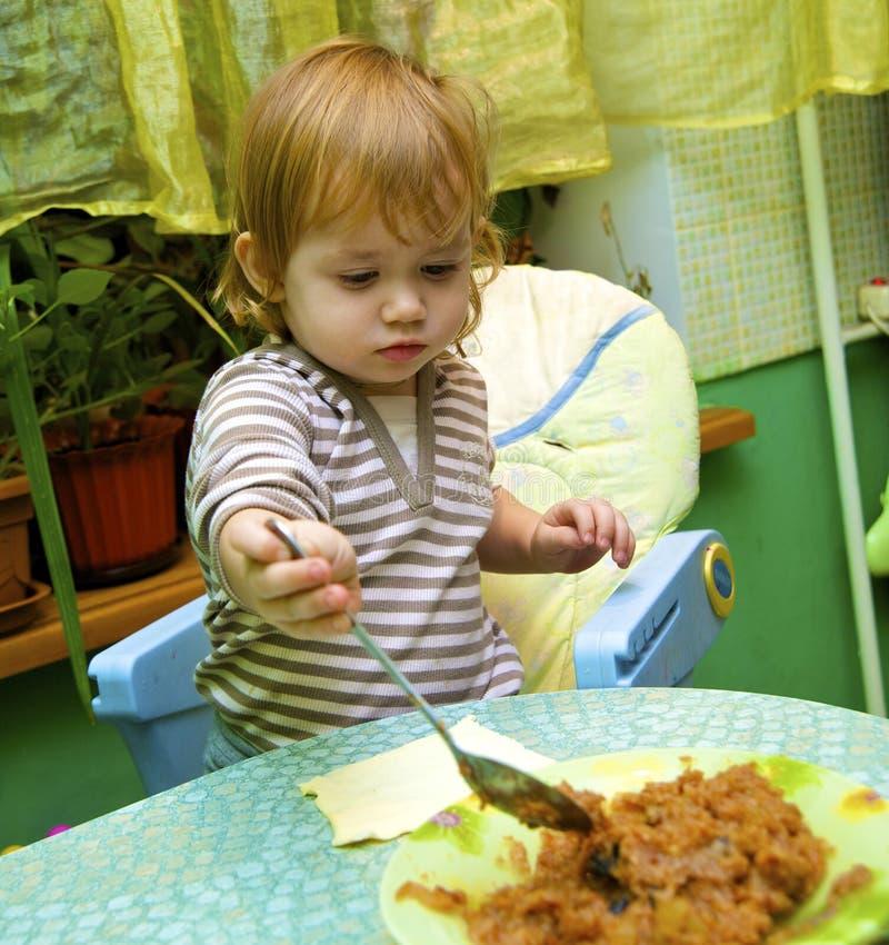 Download Muchacha La Empanada Del Cocinero De Manzanas Foto de archivo - Imagen de muchachas, panadero: 7283118
