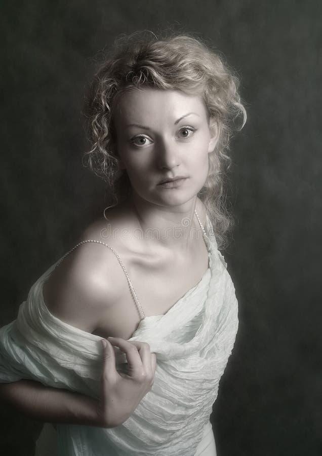 Muchacha rusa fotografía de archivo libre de regalías