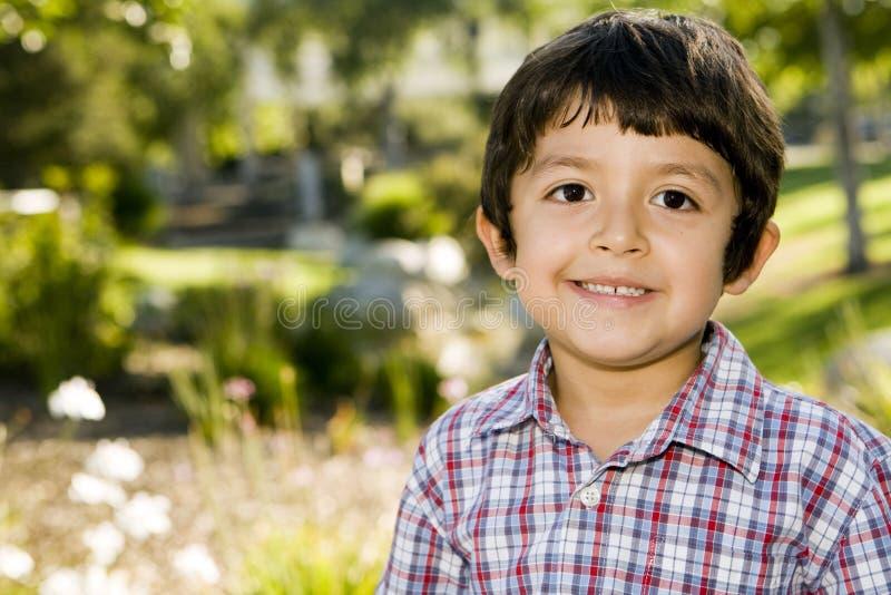 Muchacho joven fotografía de archivo libre de regalías