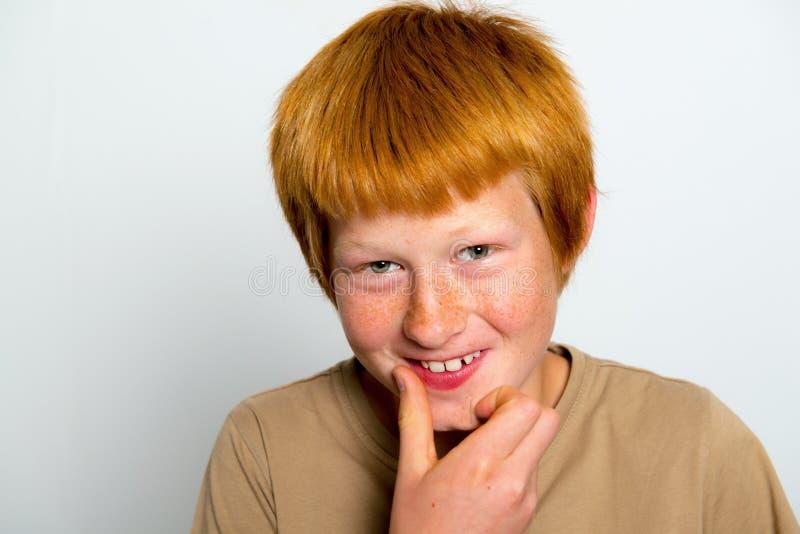 Orange Hårig