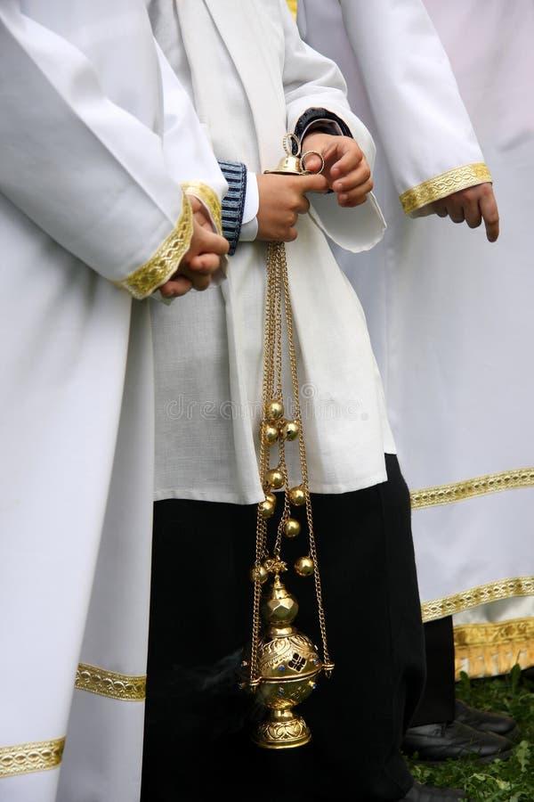 Muchachos de altar fotos de archivo libres de regalías